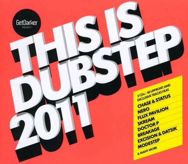 VARIOUS - This Is Dubstep 2011 - CD x 2