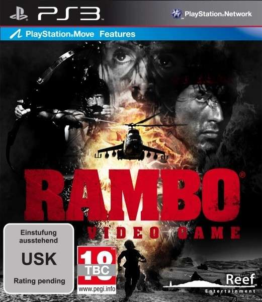 Rambo: The Video Game auf Playstation 3