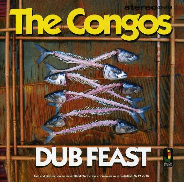 CONGOS, THE - Dub Feast - CD