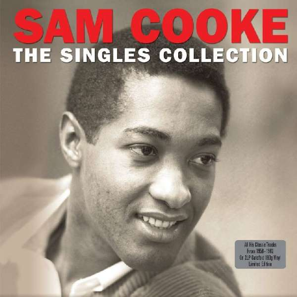 SAM COOKE - The Singles Collection - 33T x 2