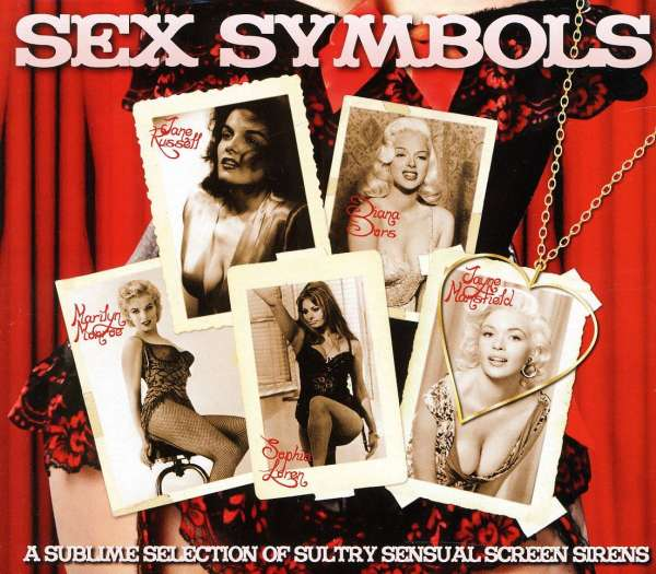 VARIOUS - Sex Symbols - CD x 2
