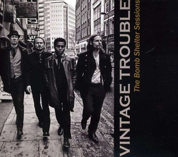 Vintage Trouble The Bomb Shelter Sessions 2 Cds Jpc