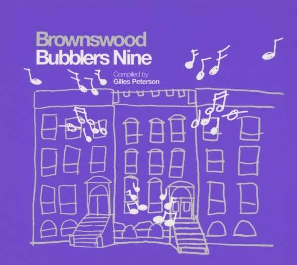 VARIOUS - Brownswood Bubblers Nine - CD