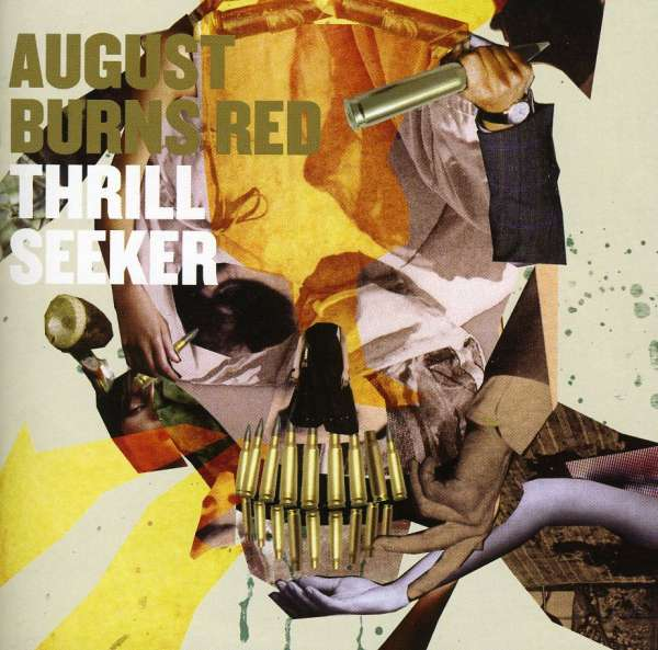 AUGUST BURNS RED - Thrill Seeker - CD