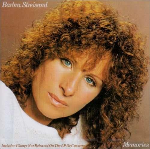 BARBRA STREISAND - Memories - CD