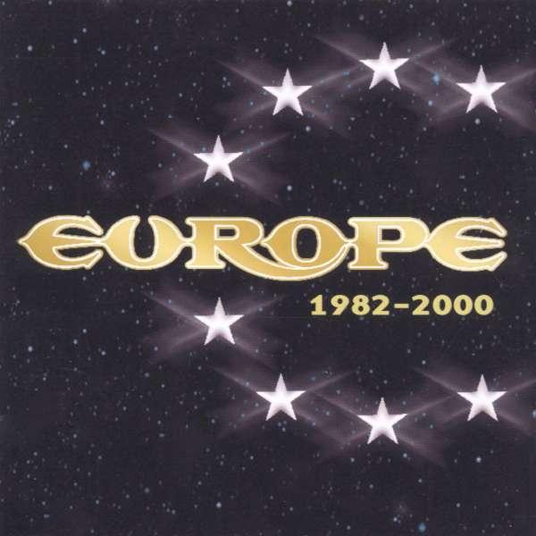EUROPE - Europe 1982 - 2000 - CD