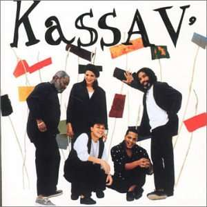 KASSAV' - Best Of 20eme Anniversaire - CD