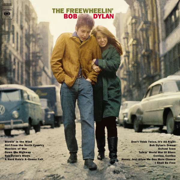 BOB DYLAN - The Freewheelin' Bob Dylan - CD