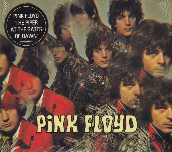PINK FLOYD - The Piper At The Gates Of Dawn - CD