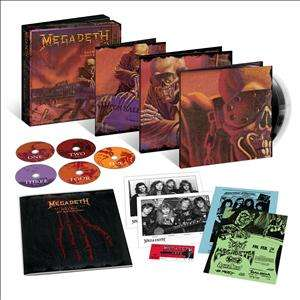 MEGADETH - Peace Sells... But Who's Buying? - 25th Anniversary Deluxe Edition - LP Box Set
