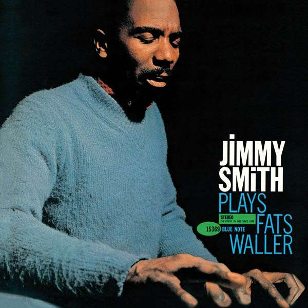 JIMMY SMITH - Plays Fats Waller - CD
