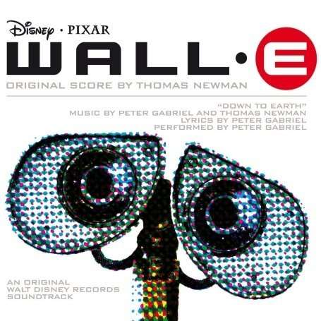 THOMAS NEWMAN - WALL·E (An Original Walt Disney Records Soundtrack) - CD