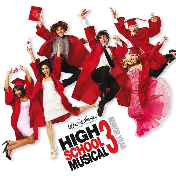 VARIOUS - High School Musical 3:  Senior Year - CD