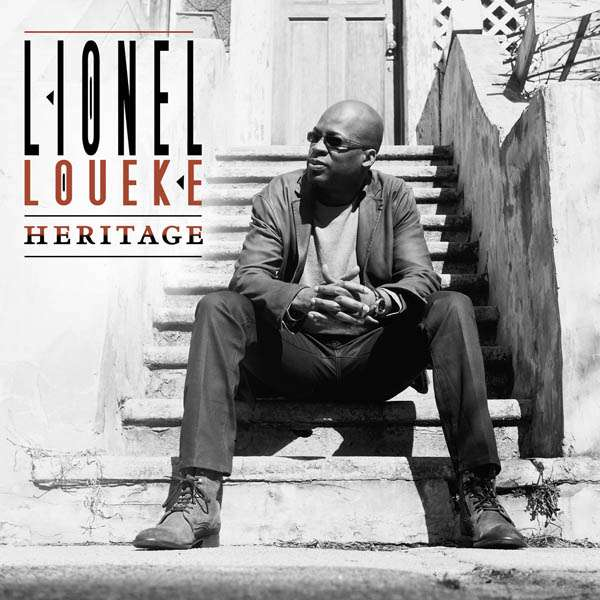 LIONEL LOUEKE - Heritage - CD
