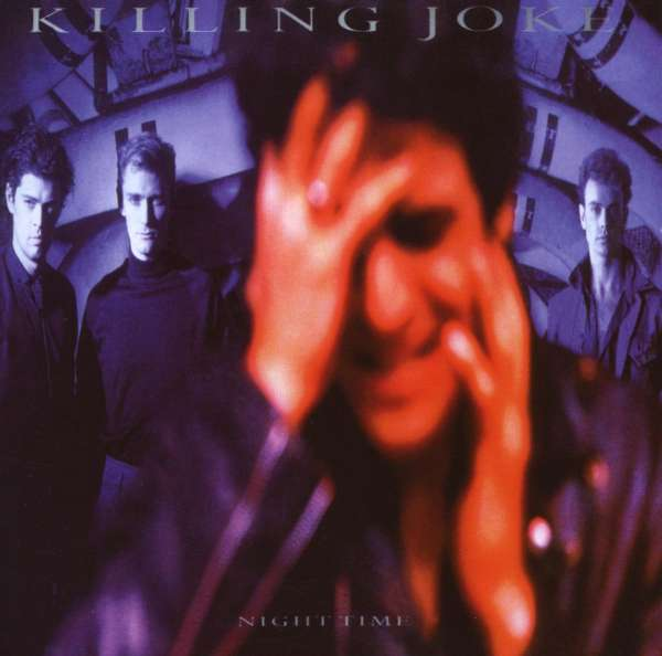 KILLING JOKE - Night Time - CD