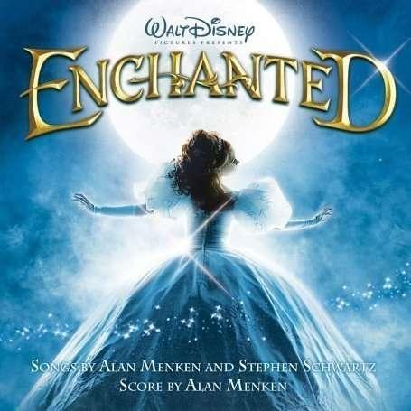ALAN MENKEN AND STEPHEN SCHWARTZ - Enchanted - CD