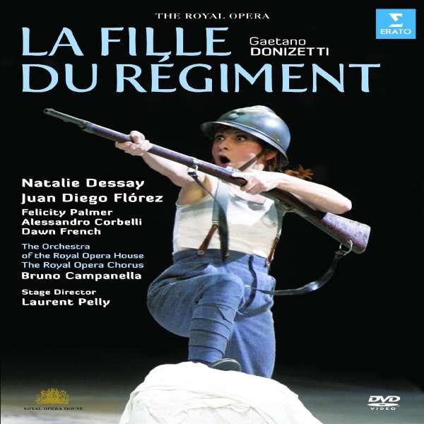 La fille du regiment dessay cd