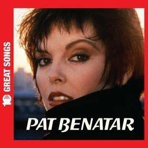 PAT BENATAR - 10 Great Songs - CD