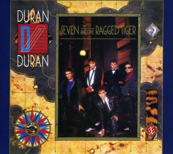 Duran Duran Seven And The Ragged Tiger Special Edition