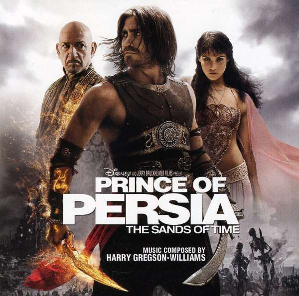HARRY GREGSON-WILLIAMS - Prince Of Persia: The Sands Of Time (Original Motion Picture Soundtrack) - CD