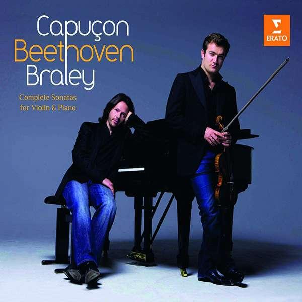 Beethoven - Beethoven : sonates pour piano et violon 5099964200101