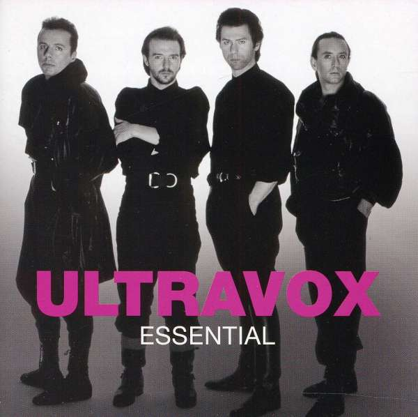ULTRAVOX - Essential - CD