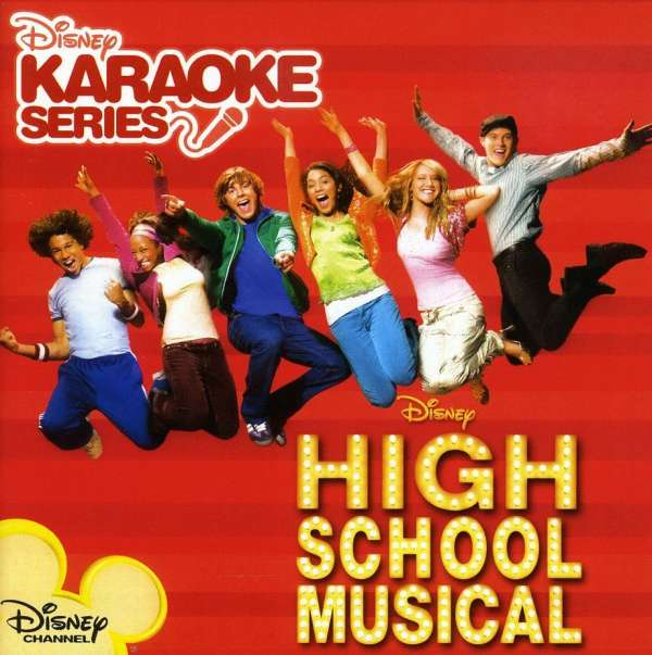High School Musical: Karaoke auf CD