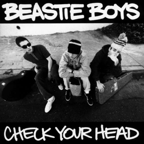 BEASTIE BOYS - Check Your Head - 33T x 2