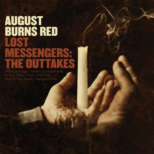 AUGUST BURNS RED - Lost Messengers: The Outtakes - CD