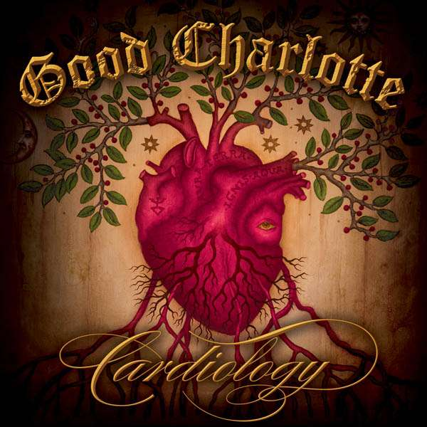 GOOD CHARLOTTE - Cardiology - CD