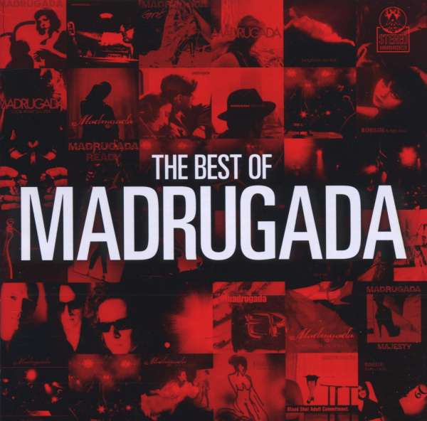 MADRUGADA - The Best Of Madrugada - CD x 2
