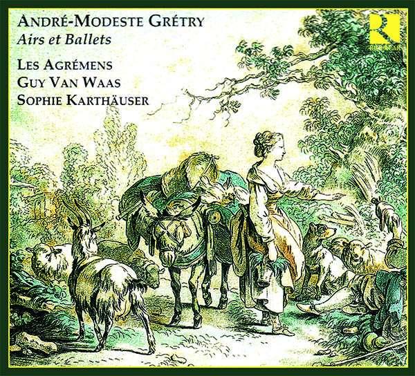 André-Ernest-Modeste GRETRY (1741-1813) 5400439002340