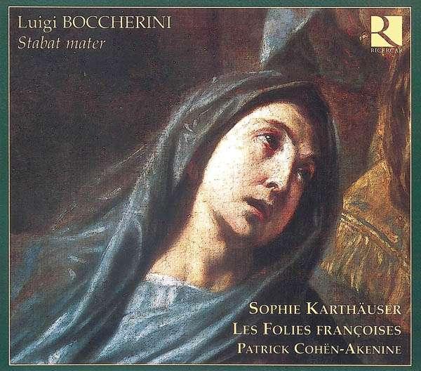 Stabat Mater ( Boccherini ) 5400439002449