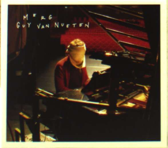 GUY VAN NUETEN - Merg - CD