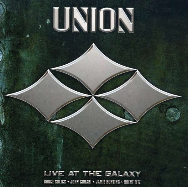 UNION - Live In The Galaxy - CD