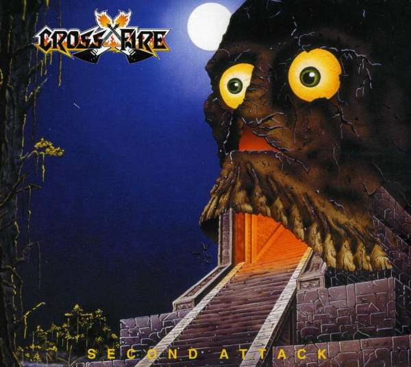 CROSSFIRE - Second Attack - CD