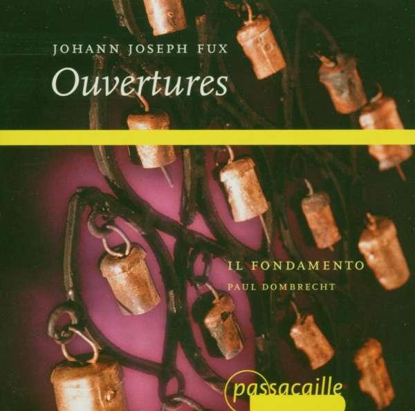 Johann Joseph Fux (1660- 1741) 5425004849052