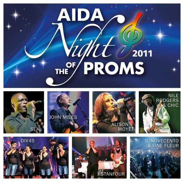 Night of the proms 2011 cd jpc for Ibiza proms cd
