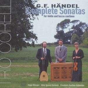 Haendel - Haendel les sonates pour violon et bc 5709644056026