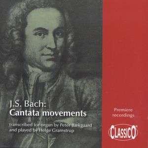 bach - Bach : œuvres pour orgue 5709644056262