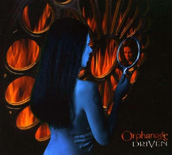 ORPHANAGE - Driven - CD