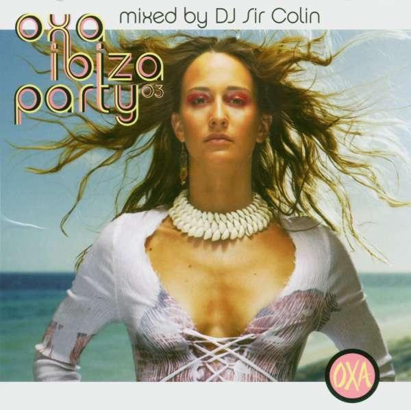 Sir Colin - OXA Ibiza Reunion 2001
