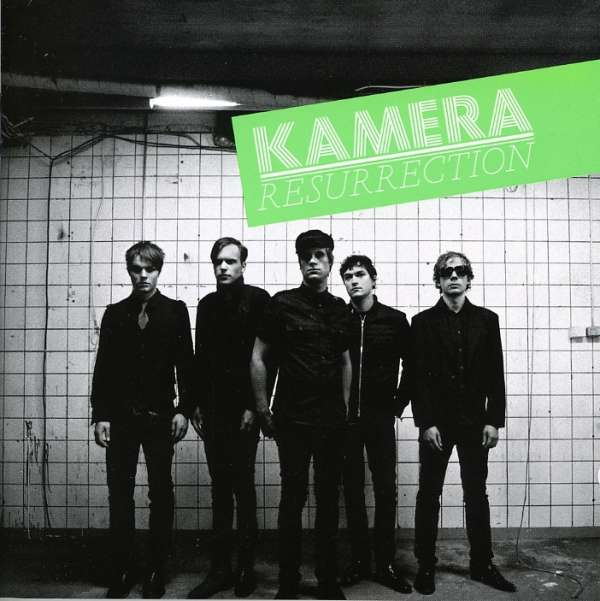 KAMERA - Resurrection - CD