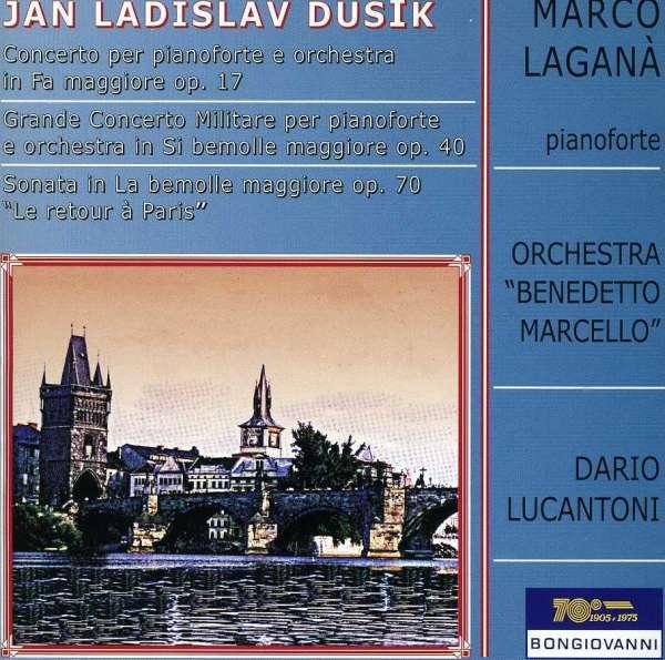 Jan Ladislav Dussek 8007068506620