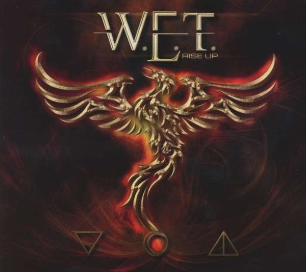 W.E.T. - Rise Up - CD