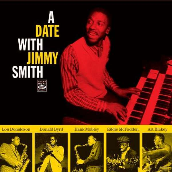 JIMMY SMITH - A Date With Jimmy Smith - CD