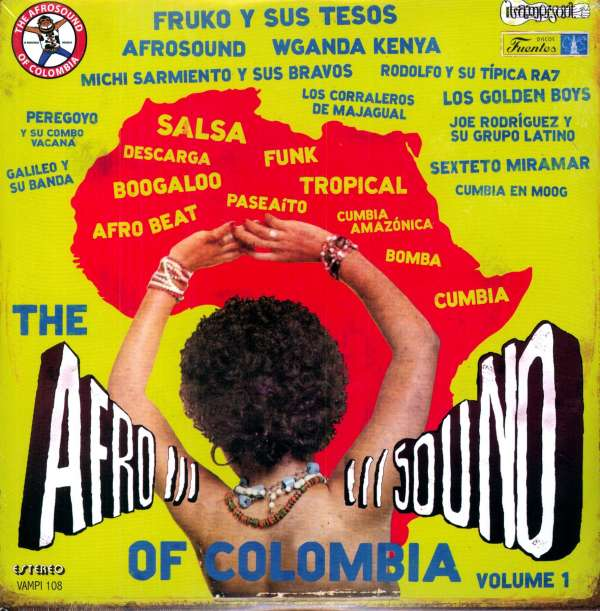 VARIOUS - The Afrosound Of Colombia Volume 1 - LP x 3