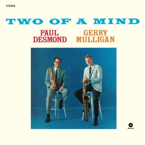 PAUL DESMOND / GERRY MULLIGAN - Two Of A Mind - LP