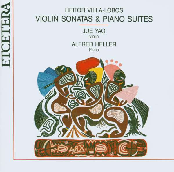 Violin Sonatas (cover)