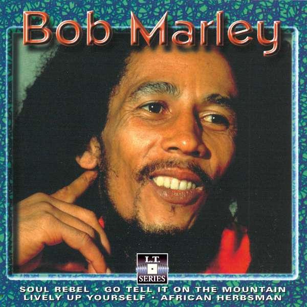 BOB MARLEY - Kaya - CD